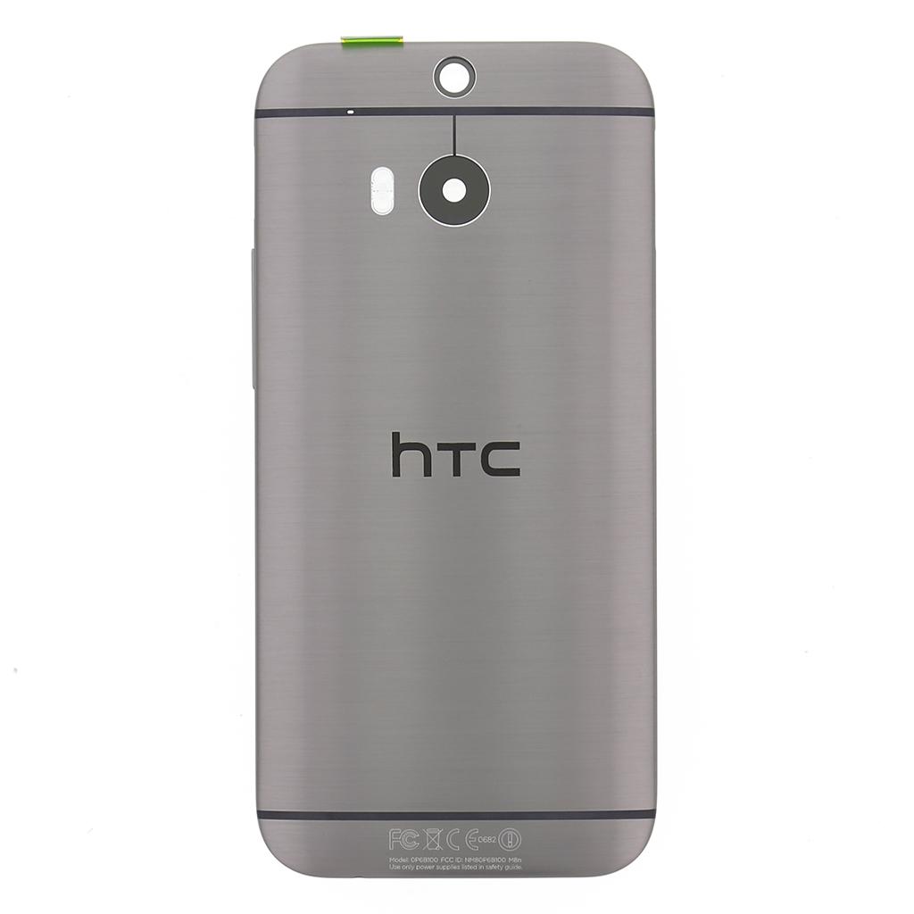 Zadní kryt pro HTC ONE M8, Gunmetal Grey