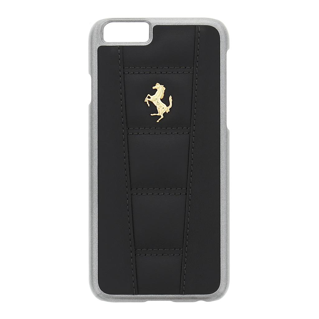 "Zadní kryt Ferrari 458 FE458GHCP6BL pro iPhone 6 4.7"", Black Gold"