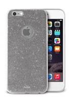 """Zadní kryt Puro pro Apple iPhone 6/6s """"SHINE COVER"""", stříbrná"""