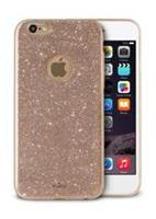 """Zadní kryt Puro pro Apple iPhone 6/6s """"SHINE COVER"""", zlatá"""