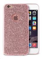 """Zadní kryt Puro pro Apple iPhone 6/6s """"SHINE COVER"""", růžové zlato"""