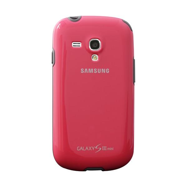 Zadní kryt EFC-1M7BPE pro Samsung Galaxy S3 mini (i8190), Pink (EU Blister)