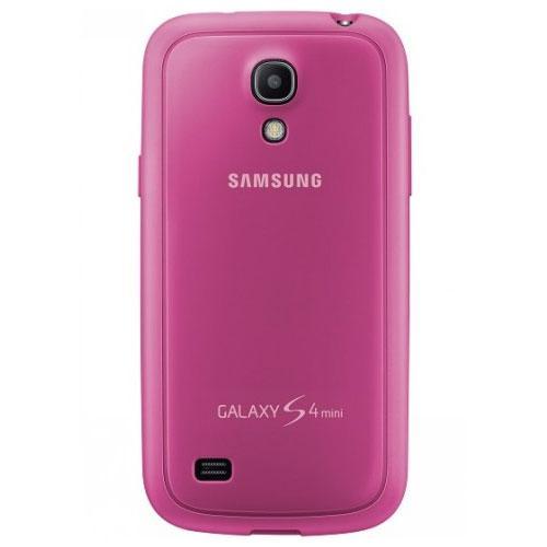 Zadní kryt EF-PI919BPE pro Samsung Galaxy S4 mini (i9195), Pink (EU Blister)