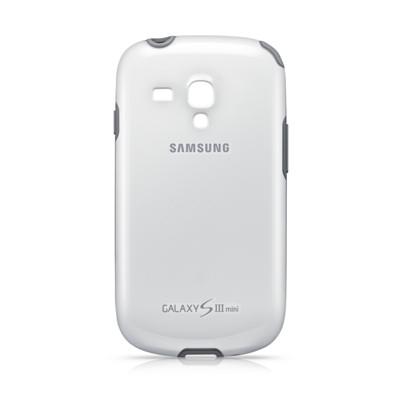 Zadní kryt EFC-1M7BWE pro Samsung Galaxy S3 mini (i8190), White (EU Blister)