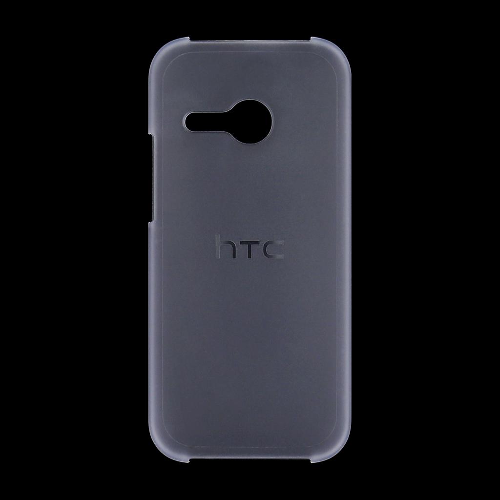 Zadní kryt HC C972 pro HTC ONE M8 mini, Transparent (EU Blister)