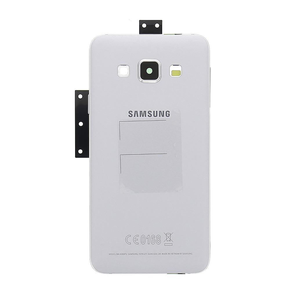 Zadní kryt pro Samsung Galaxy A3 (A300), Silver