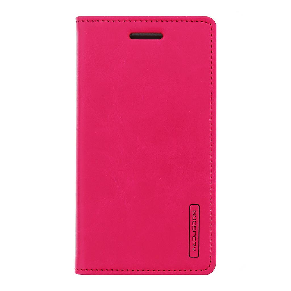 Flipové pouzdro pro Samsung Galaxy J1 Mercury Blue Moon Hot Pink