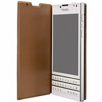 Pouzdro BlackBerry ACC-59524 pro BlackBerry Passport hnědé