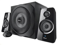 Trust Tytan 2.1 Speaker Set Bluetooth Subwoofer Speaker Set - black