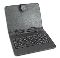 """Univerzální pouzdro s klávesnicí Evolveo KT08B pro 8"""" tablet"""