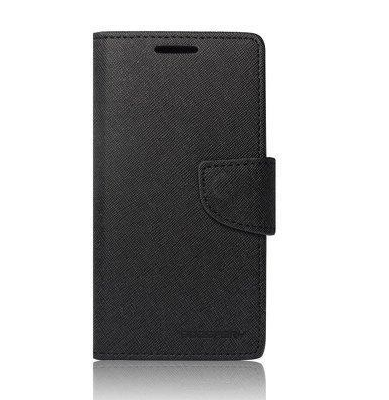 Flipové pouzdro pro Samsung Galaxy S7 Mercury Fancy Diary černé