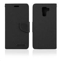 Aligator pouzdro BOOK FANCY pro Samsung Galaxy S6 black
