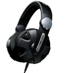 Sluchátka Sennheiser HD 215 II černá