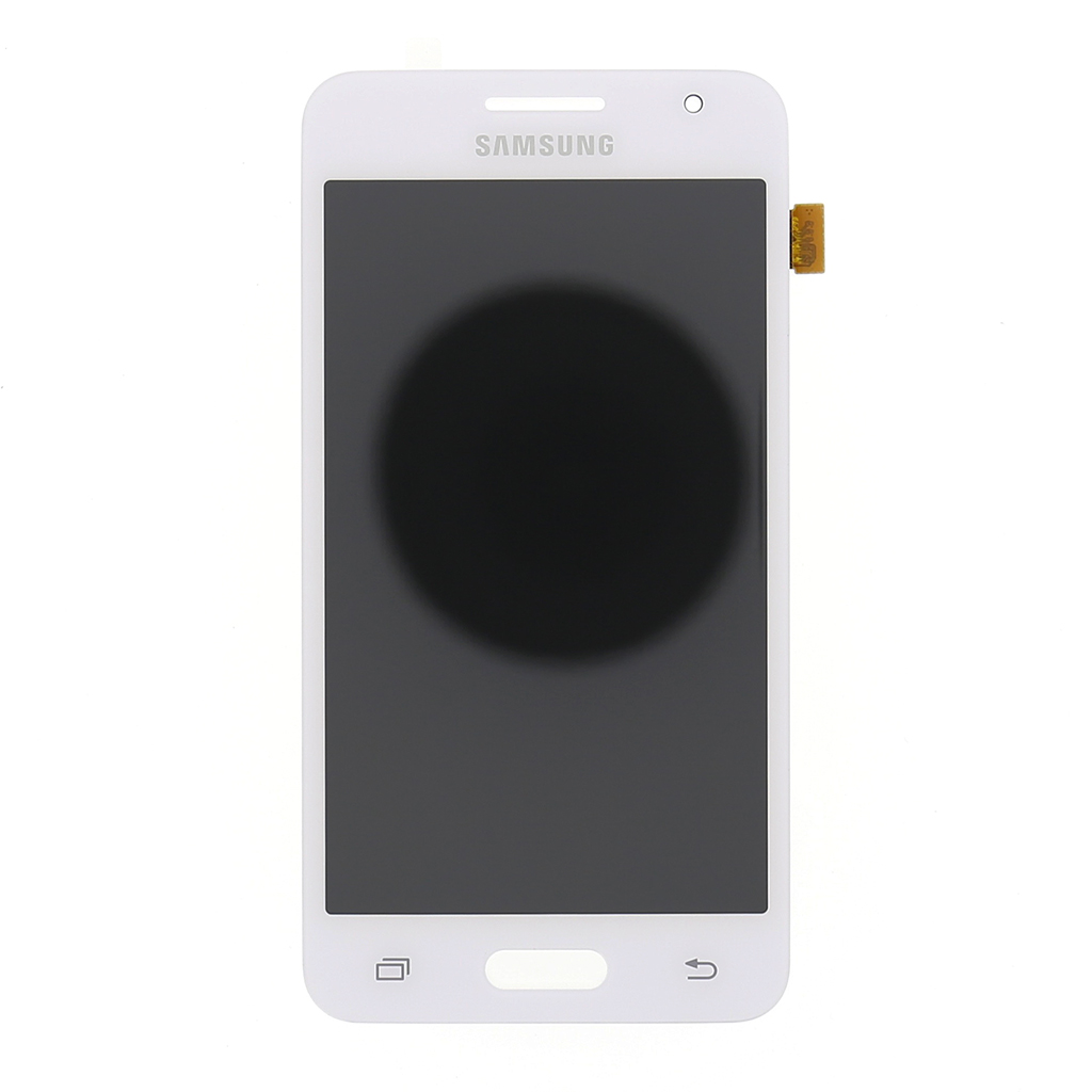LCD display + dotyk. deska pro Samsung Galaxy Core 2 (G355), bílá