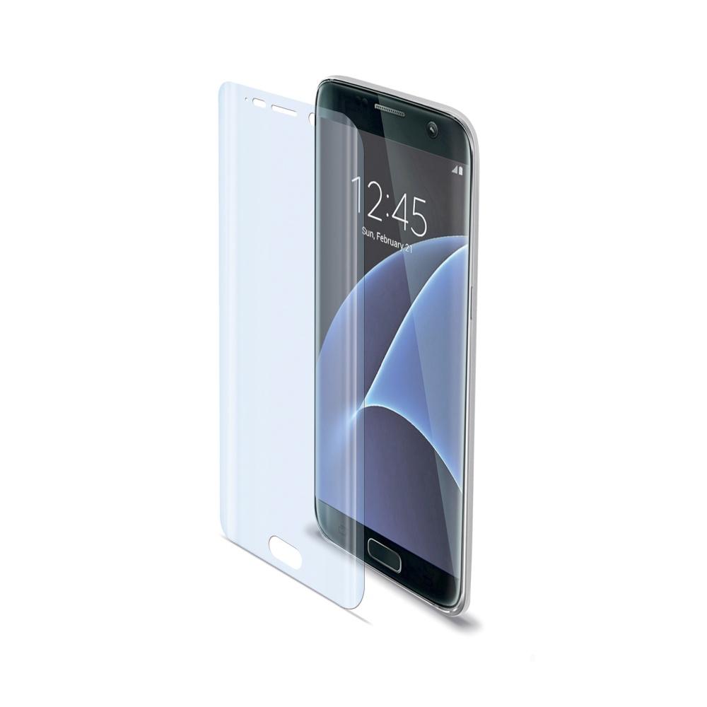 Ochranná fólie displeje CELLY pro Samsung Galaxy S7 Edge, lesklá