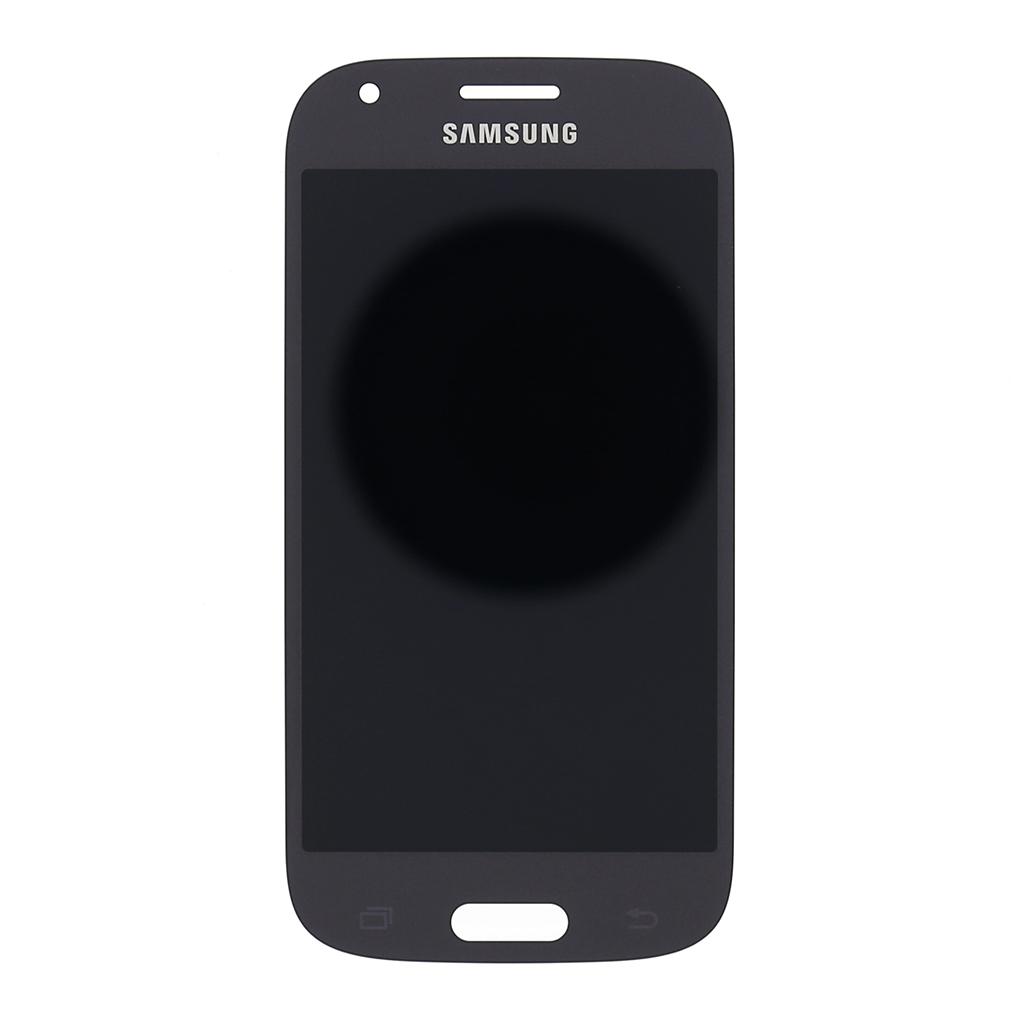LCD display + dotyk. deska pro Samsung Galaxy Ace 4 (G357), černá