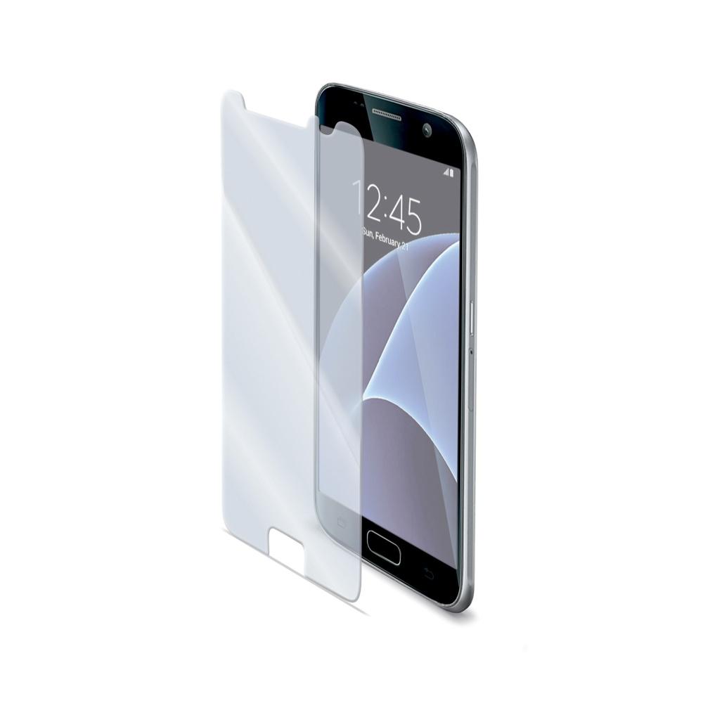 Tvrzené sklo CELLY Glass pro Samsung Galaxy S7 s ANTI-BLUE-RAY