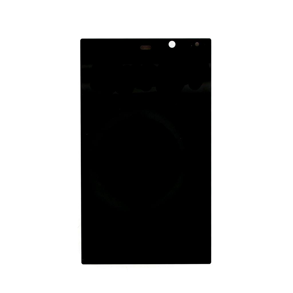 LCD display + dotyk. deska + př. kryt pro BlackBerry Z10, černá