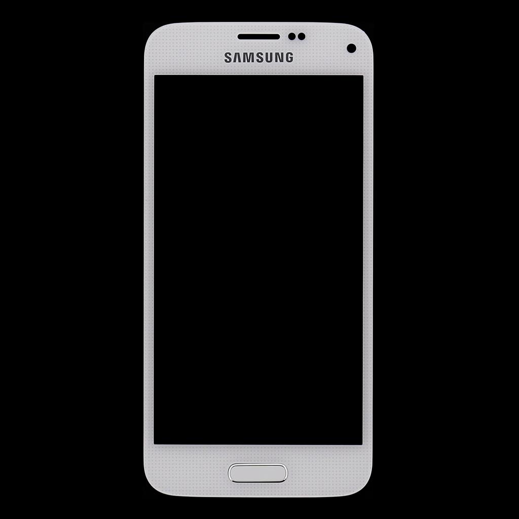 LCD display + dotyk. deska pro Samsung Galaxy S5mini (G800), bílá