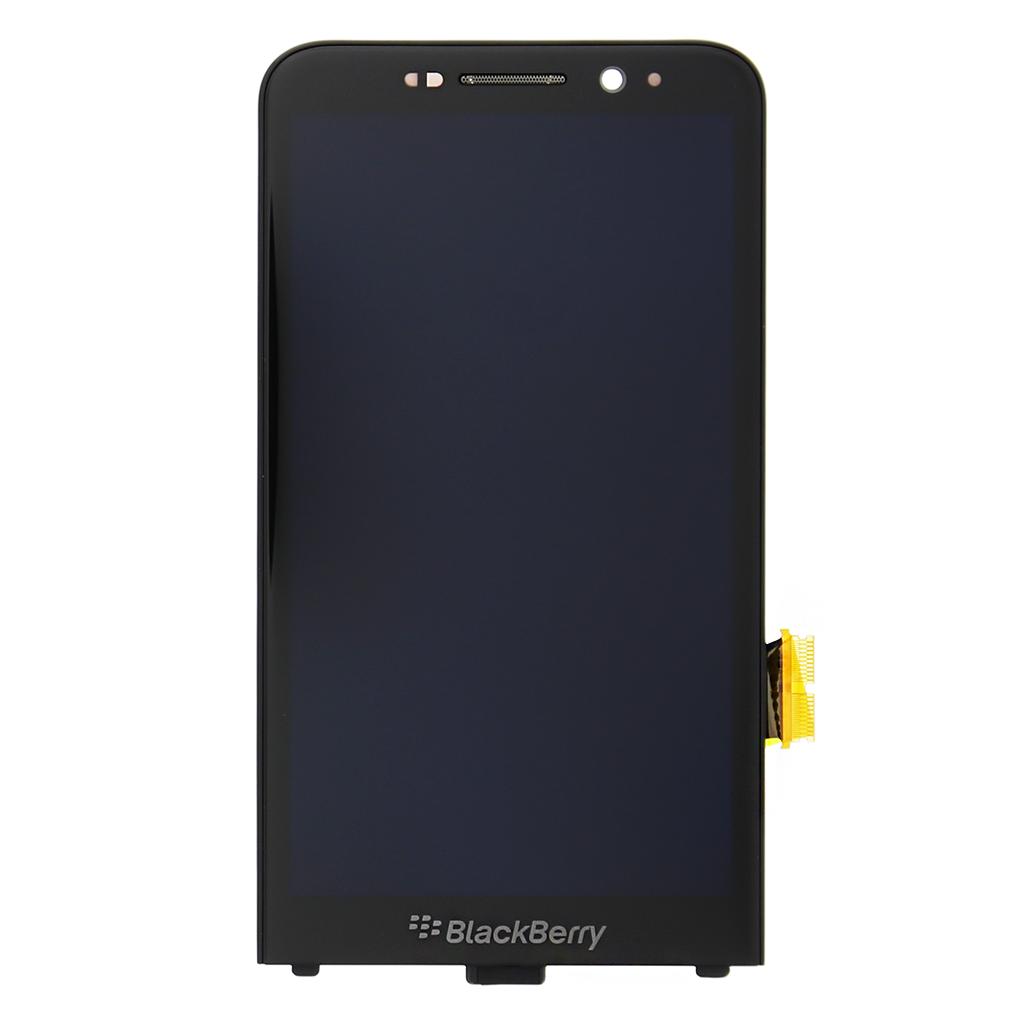LCD display + dotyk. deska pro BlackBerry Z30, černá