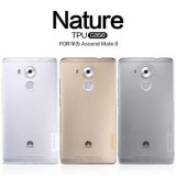 Silikonové pouzdro Nillkin Nature pro Huawei Mate 8 Grey