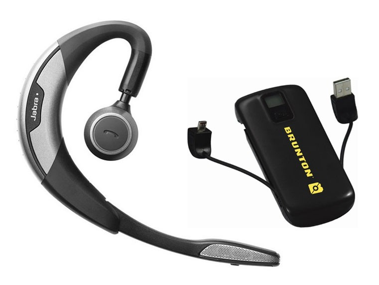 Jabra MOTION Bluetooth sada + Power Banka 4400mAh