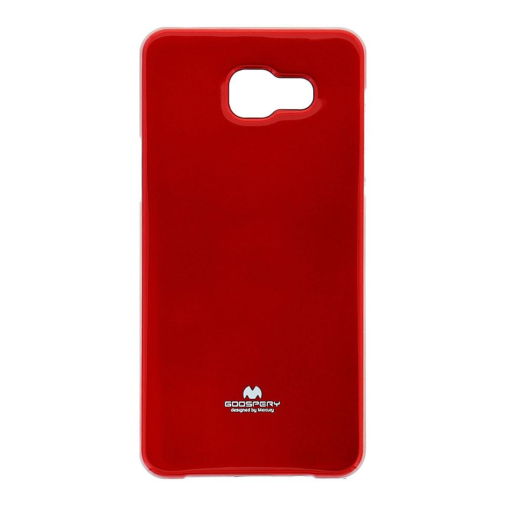 Pouzdro Mercury Jelly Case Samsung Galaxy A5 A510 2016 červené