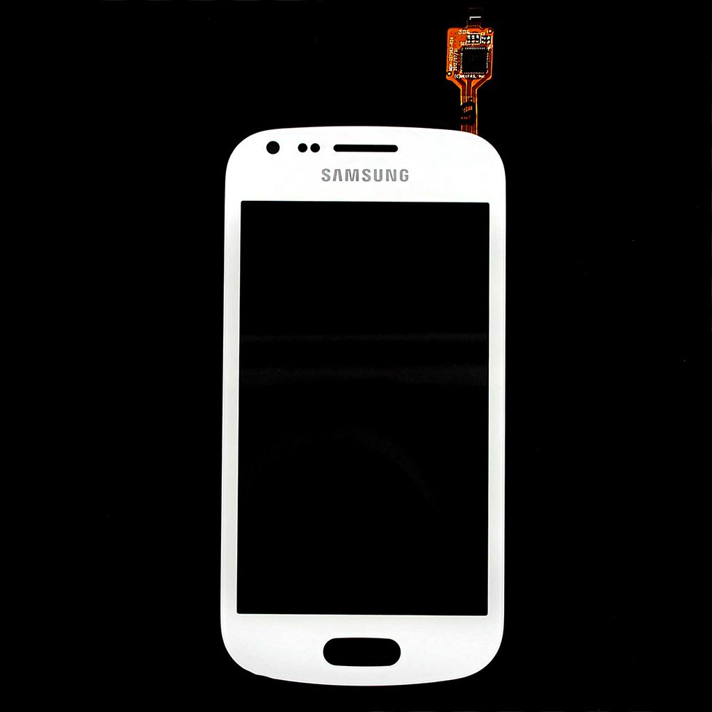 Dotyková deska pro Samsung Galaxy Trend S7560 bílá