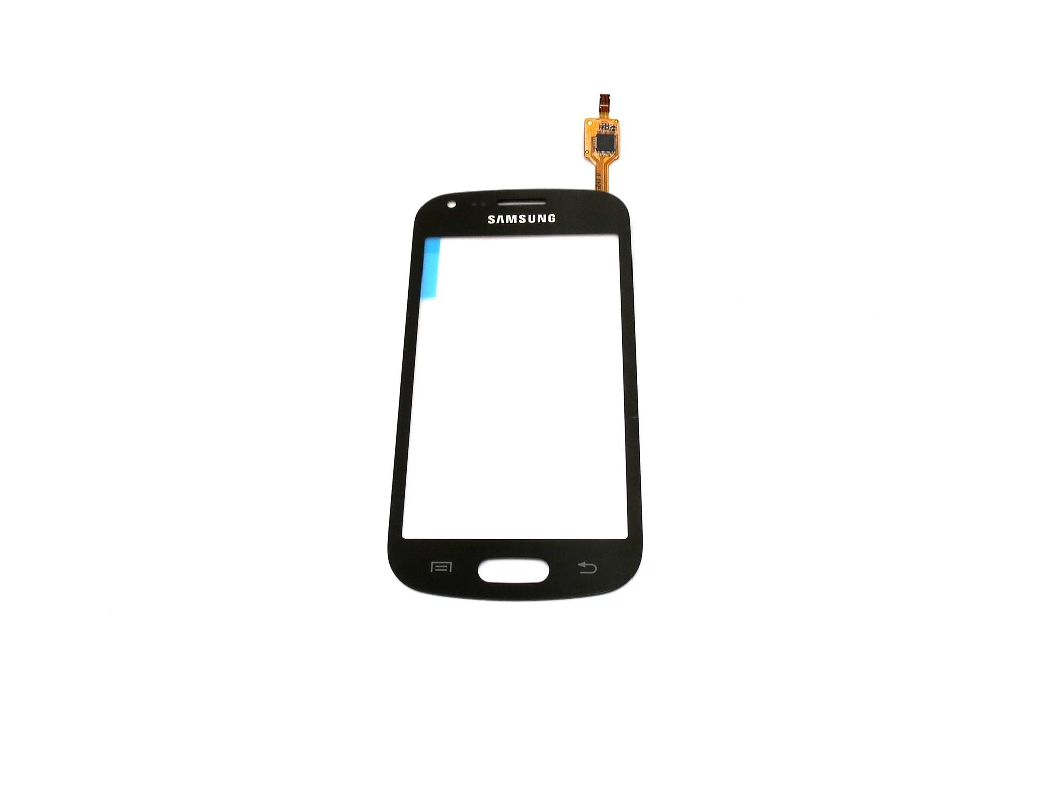 Dotyková deska pro Samsung Galaxy S Duos S7562 černá