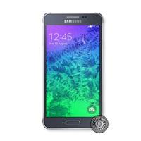 Tvrzené sklo Screenshield™ Tempered Glass pro Samsung Galaxy Alpha (SM-G850)