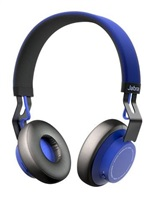 Jabra stereo Bluetooth Headset Move, modrá