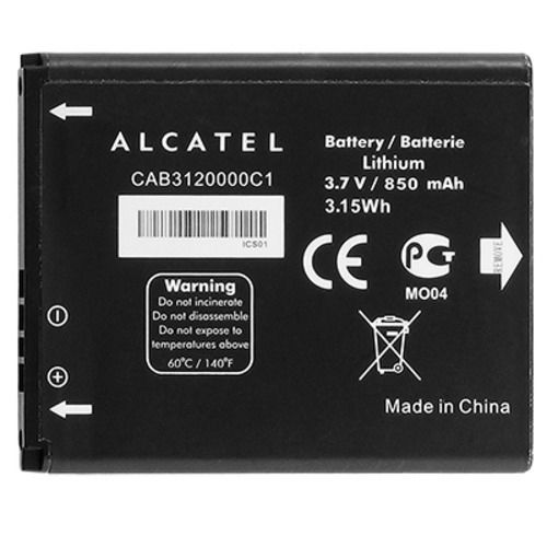 Baterie Alcatel CAB3120000C1, 850mAh Li-Pol (Bulk)
