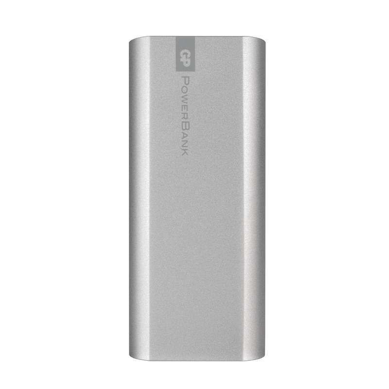 GP FN05M Power bank 5200mAh, stříbrná
