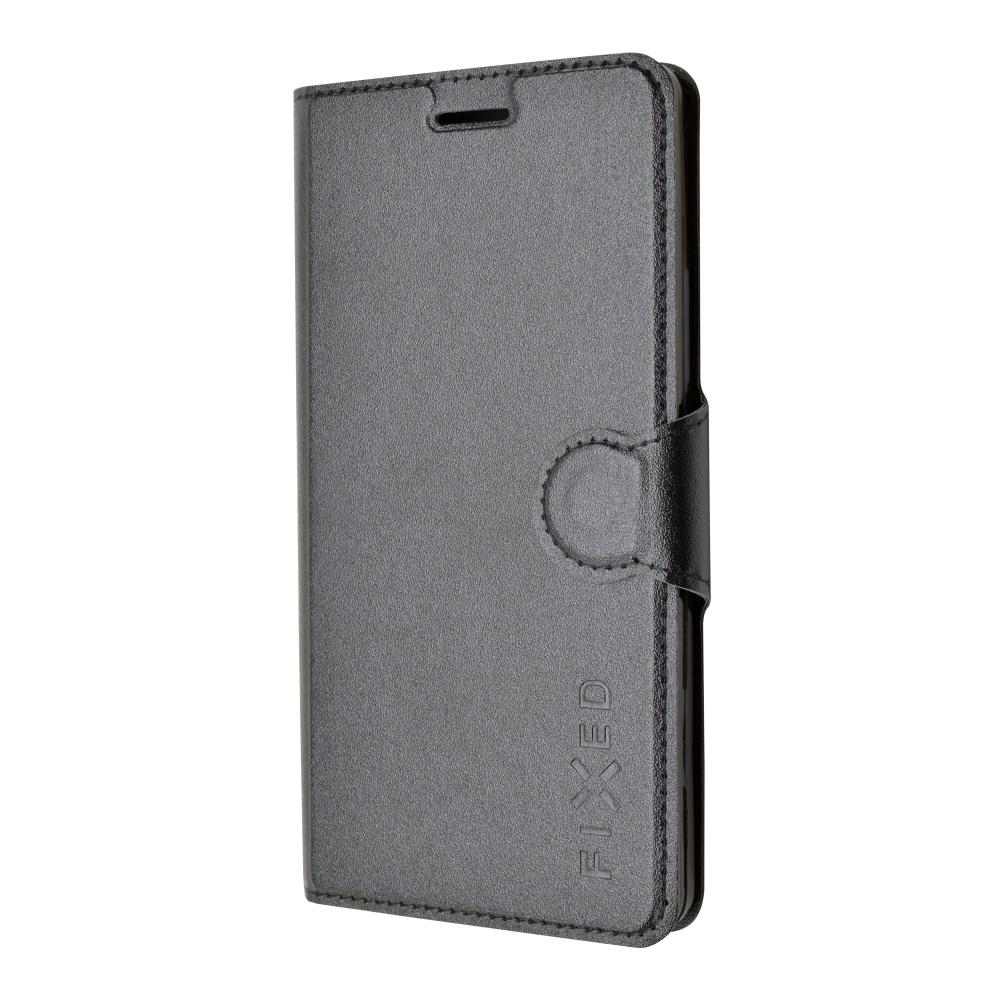 FIXED flipové pouzdro pro Lenovo Vibe P1m, černé