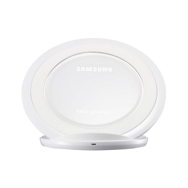 Bezdrátová nabíjecí stanice Samsung, bílá