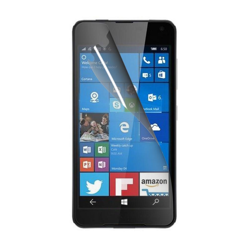 CELLY Prémiová ochranná fólie pro Microsoft Lumia 650 lesklá 2ks