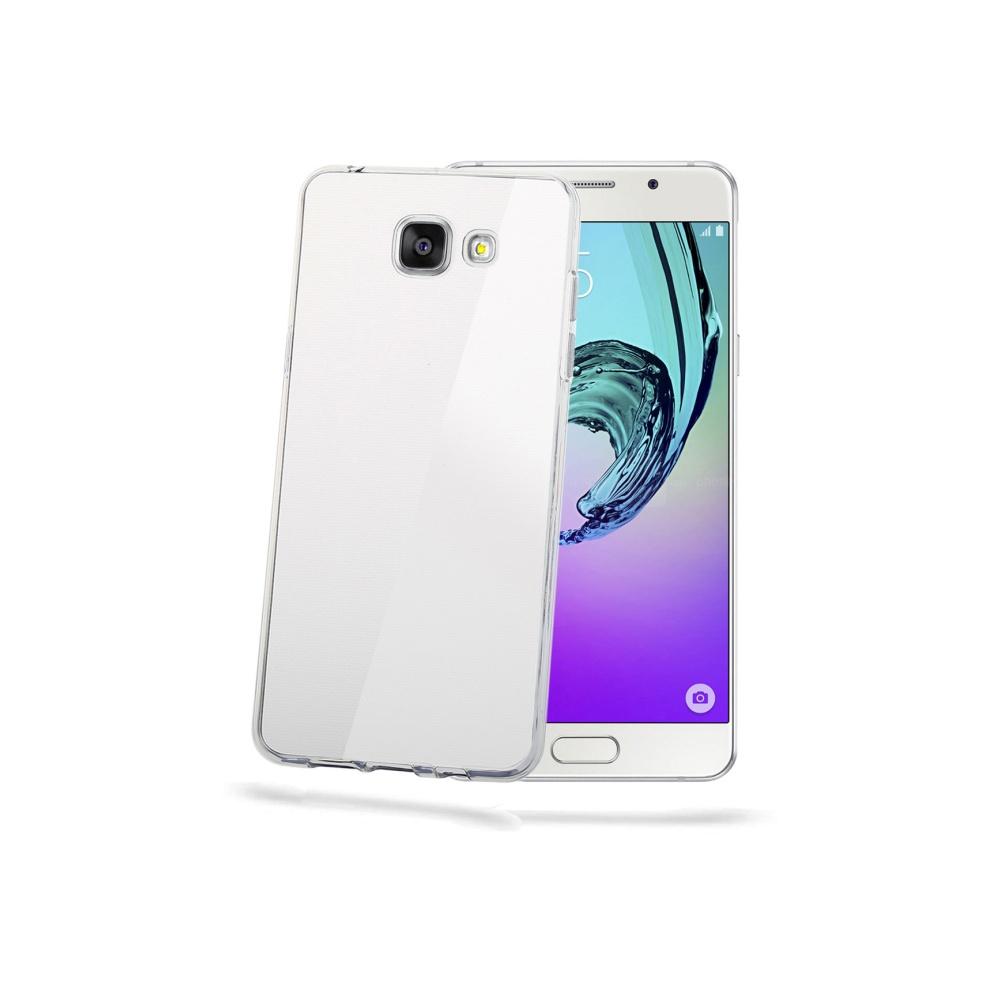 CELLY Gelskin silikonové pouzdro Samsung Galaxy A3 2016 čiré