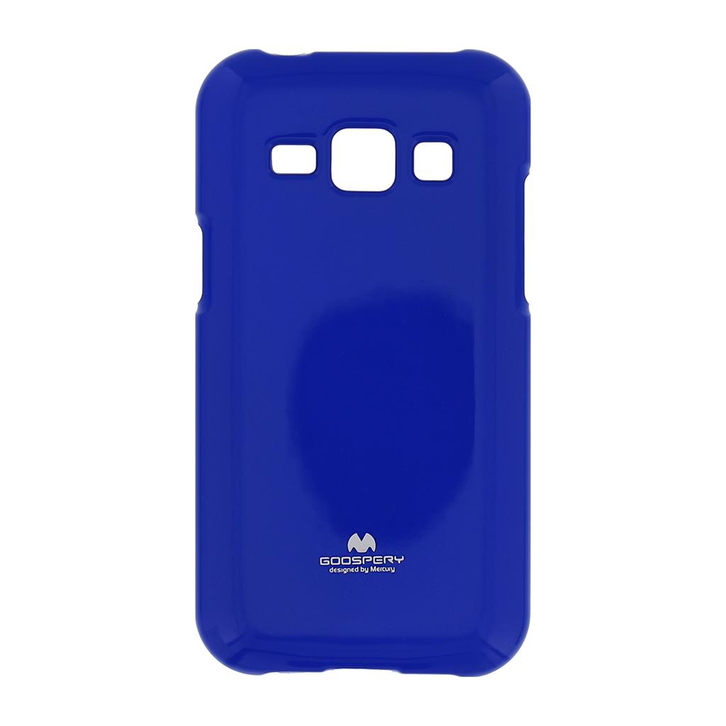 Mercury Jelly Case puzdro pro Samsung Galaxy J5 modré