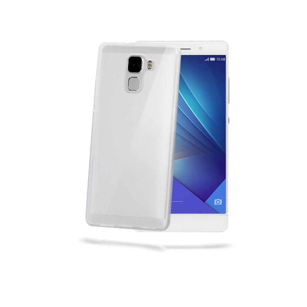 CELLY Gelskin silikonové pouzdro na Huawei Honor 7 čiré
