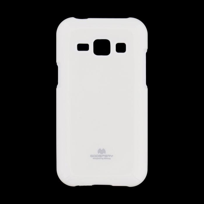 Mercury Jelly Case pouzdro pro Samsung Galaxy J5 bílé