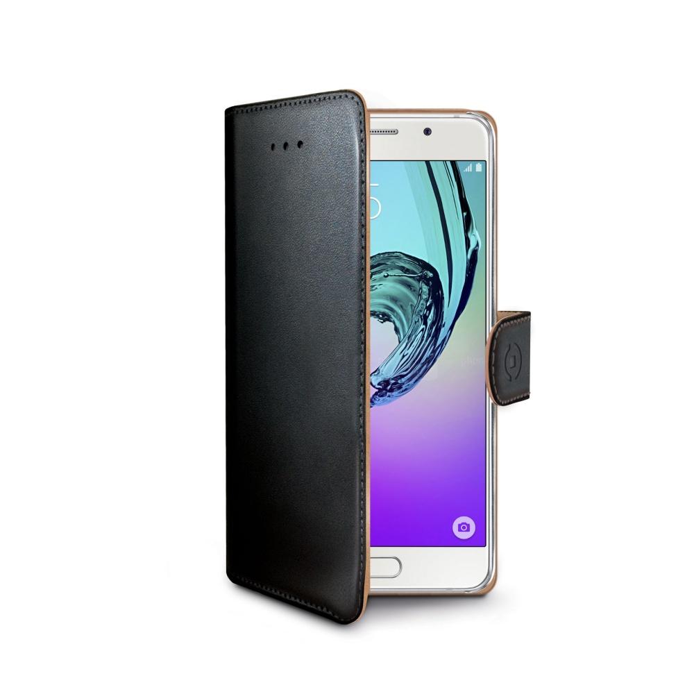 CELLY Wally Pouzdro flip na Samsung Galaxy A5 2016 černé