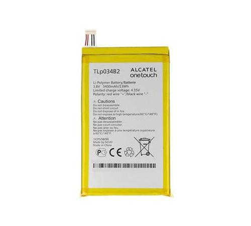 Baterie Alcatel CAC3400004C2, 3400mAh Li-Ion (Bulk)