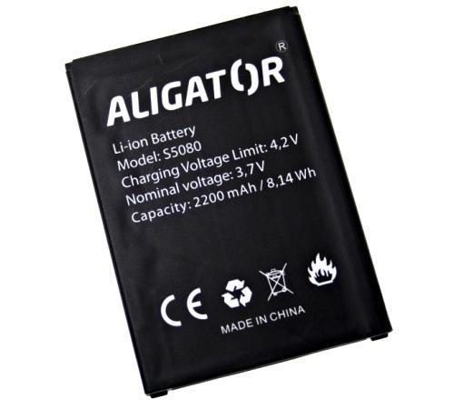 Baterie Aligator S5080 2200 mAh Li-Ion