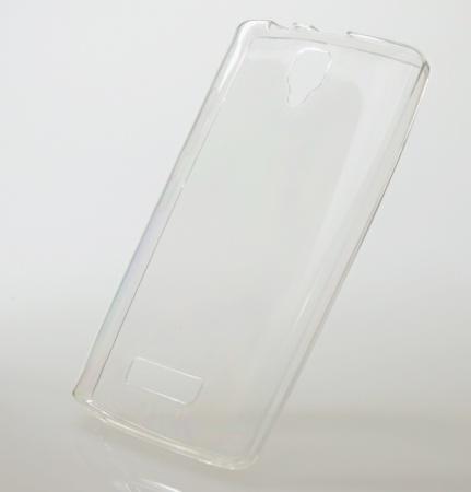 Forcell Ultra Slim TPU pouzdro pro Lenovo A5000 transparent