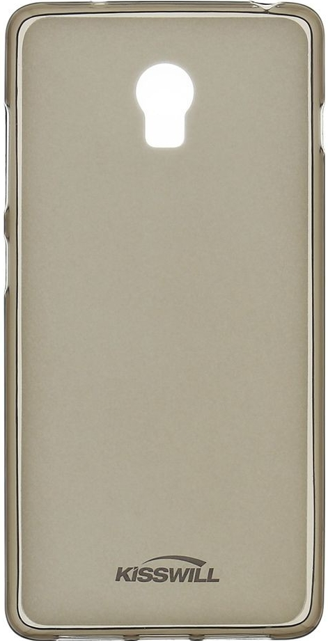 Silikonové pouzdro Kisswill pro Samsung Galaxy A5 ( A510 ) 2016 černé