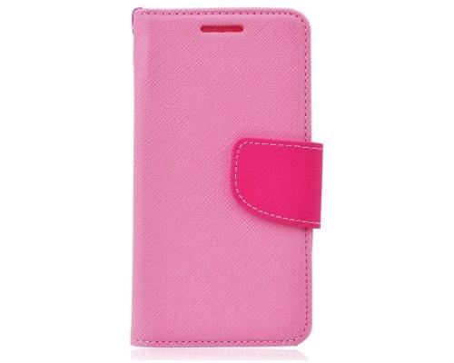 Pouzdro Fancy Diary Folio pro Samsung Galaxy S7 (SM-G930F) růžová