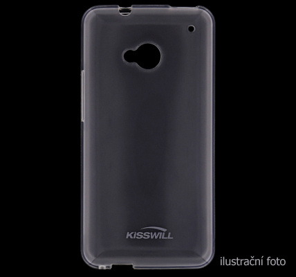 Kisswill silikonové pouzdro na Samsung Galaxy A3 2016 čiré