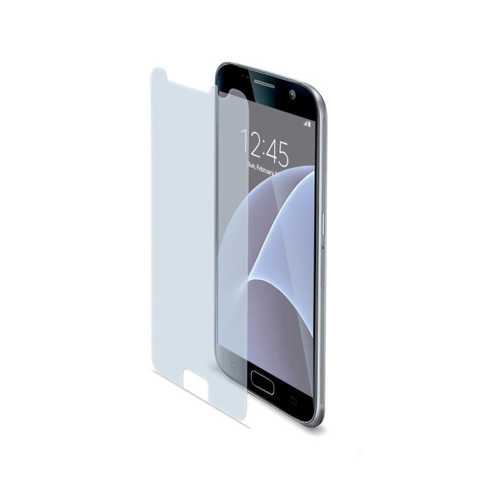 CELLY Glass tvrzené sklo na Samsung Galaxy S7 0,3mm matné