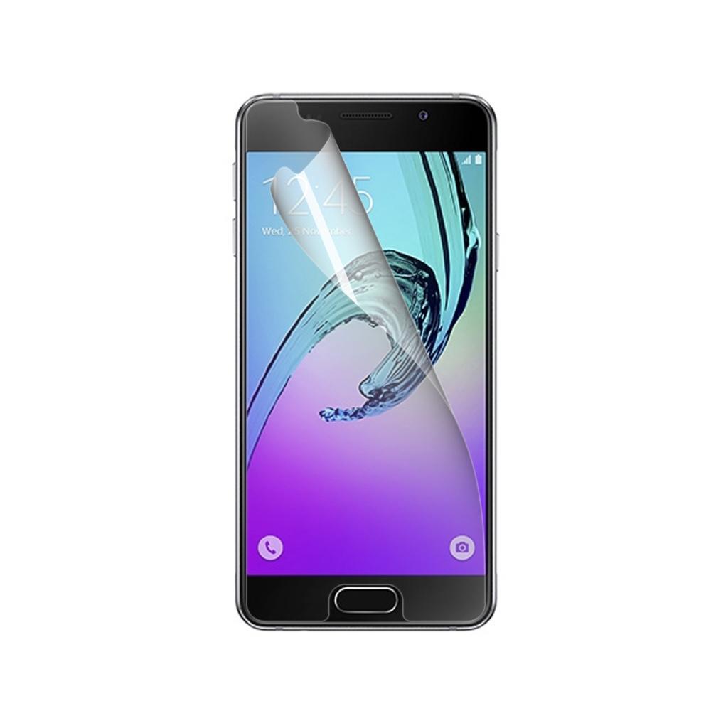 CELLY Prémiová ochranná fólie Samsung Galaxy A3 (2016) 2ks lesklá