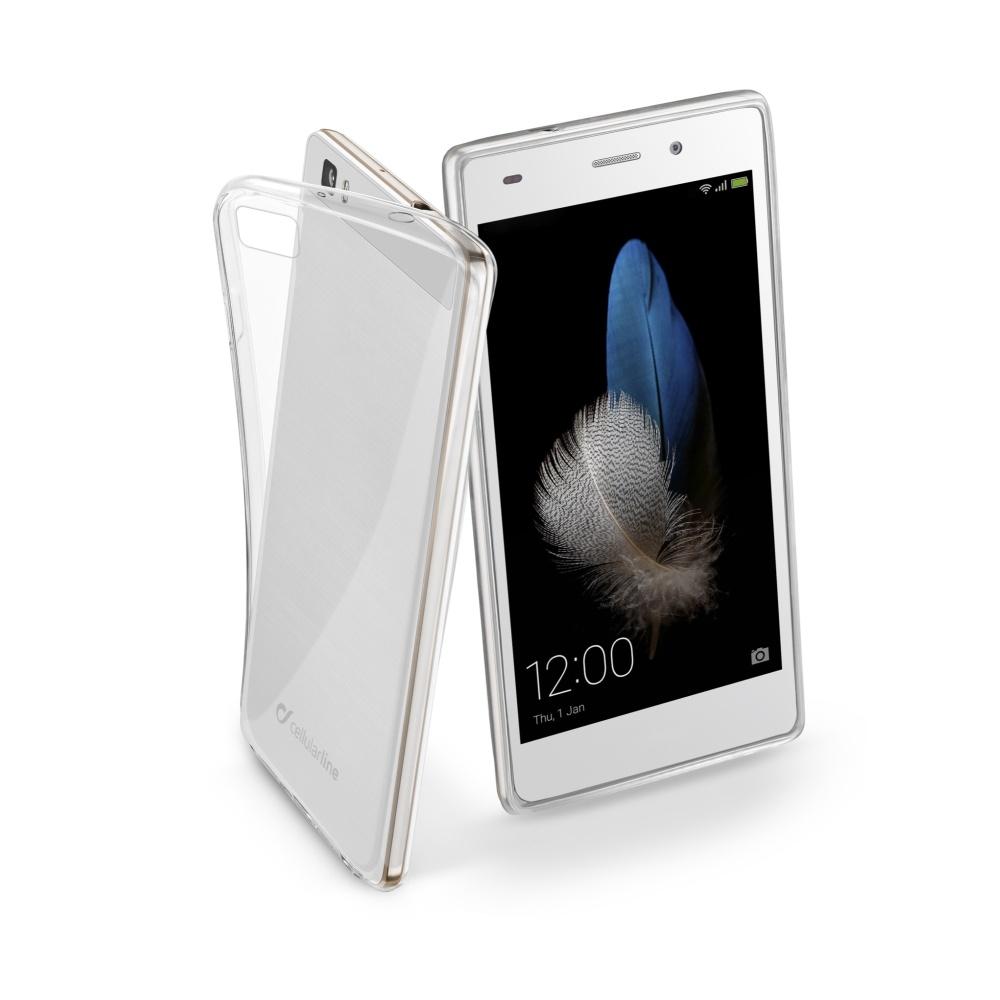 CellularLine Fine Extratenké pouzdro na Huawei P8 Lite čiré